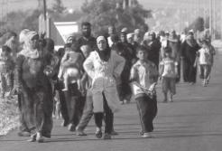 امتلأ الرحيل بالماء، عام على مغادرة الشام